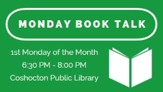 Monday Book Talk