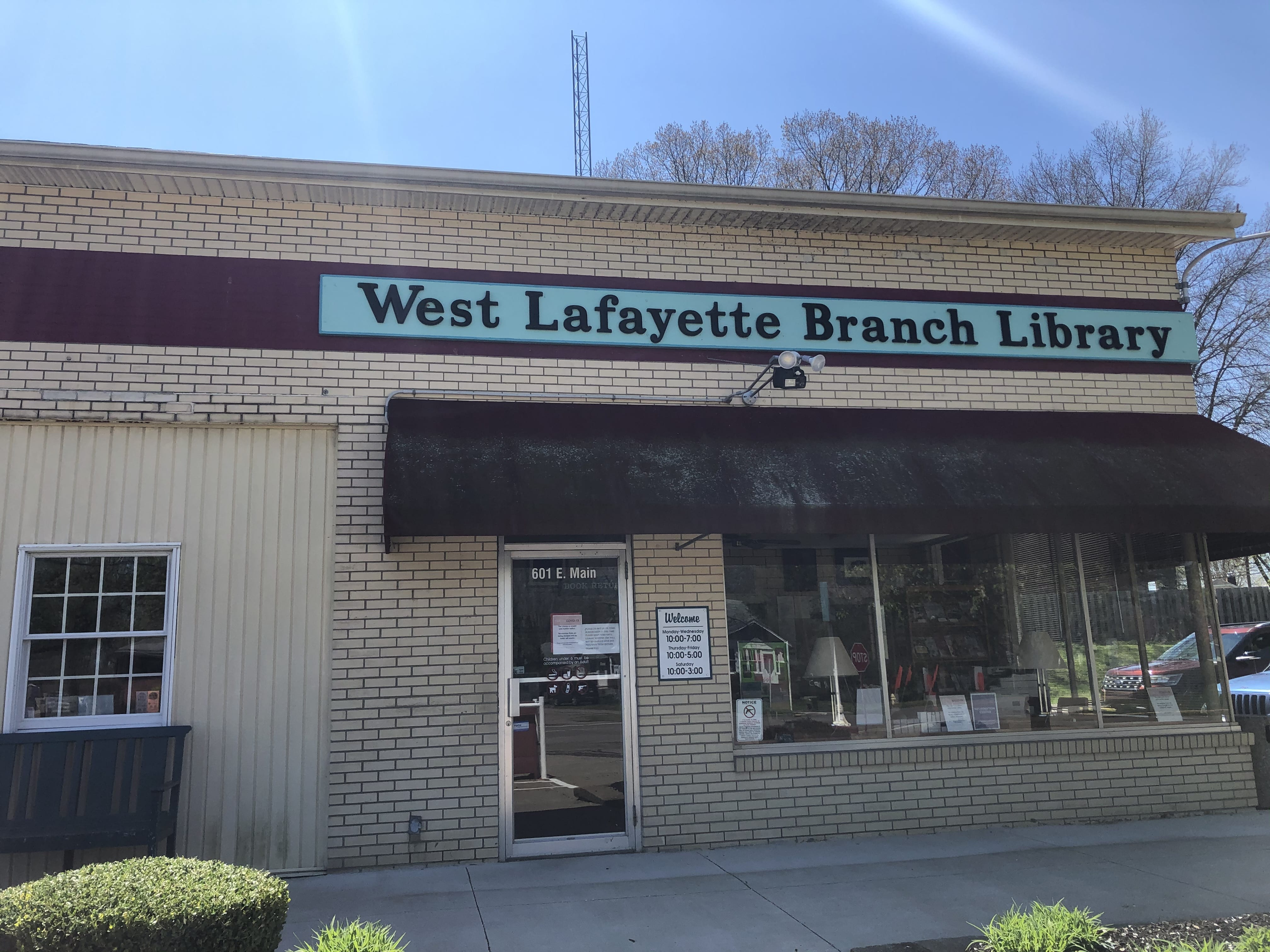 West Lafayette Branch Library