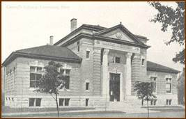 1904 Coshocton Carnegie Library