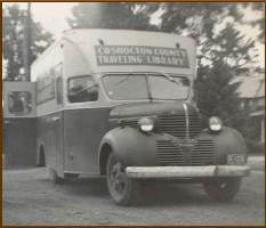 1939 Dodge Bookmobile