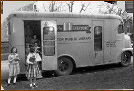 1955 Gerstenslager Bookmobile