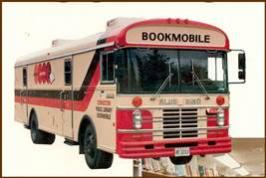 1984 blue bird bookmobile