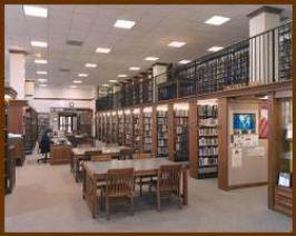 1995 library renovation